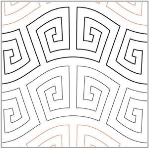 Aztec Wave Pantograph