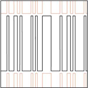 Barcode Pantograph