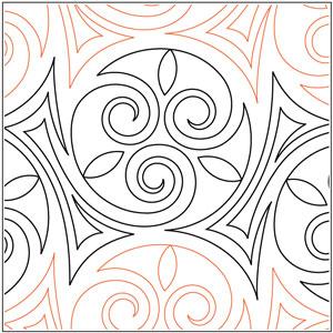 Celtic Curlz Pantograph