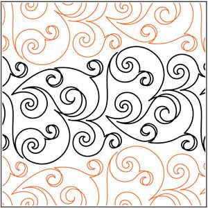 Love Doodle #1 Pantograph