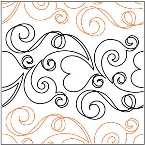Love Doodle #2 Pantograph