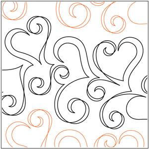 Ribbon Romance Pantograph