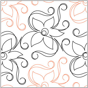 Spider Lily Pantograph