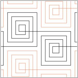 Symmetry Pantograph