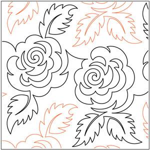 Abstract Rose Pantograph