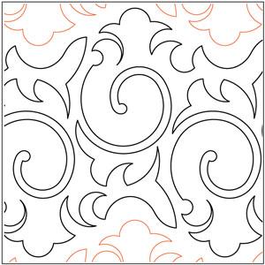 Bali Scroll Pantograph
