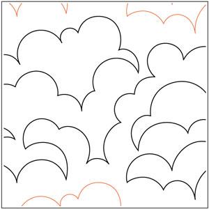 Cumulus (Clouds) Pantograph