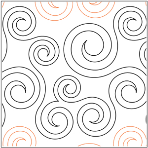 Denise's Spirals Pantograph
