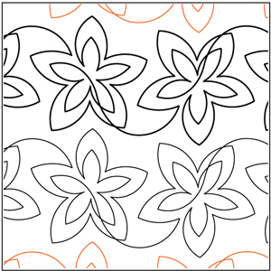 Double Flower Pantograph