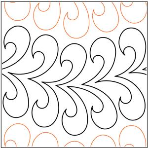 Feather Boa Pantograph