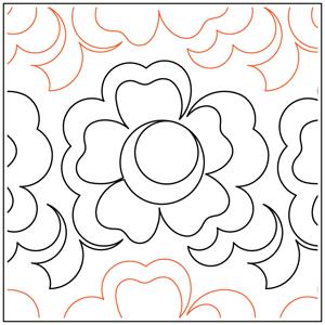 Floral Pantograph