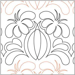 Lorien's Hibiscus Pantograph