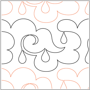 Lorien's Rainy Day Pantograph