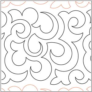 Mandarin Lace Pantograph