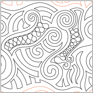 Modern Maze #2 Pantograph