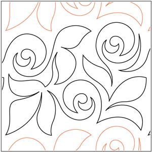 Rose Garden Pantograph