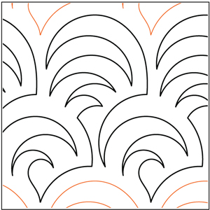 Scallop Grass Pantograph