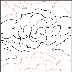 Soft Rose Pantograph