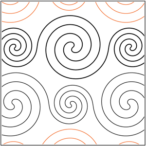 Spirals Large & Small Pantographs