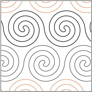 Spirals Pantograph