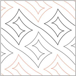 Square Spiral Pantograph