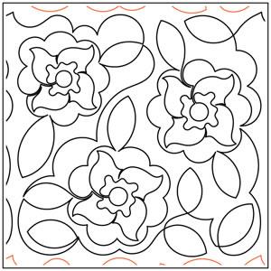 Deb's Flower Pantograph