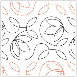 Saffron Blossom Pantograph