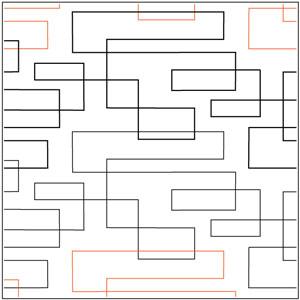 Retro Graphics #1 Pantograph